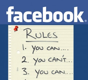 Facebook competition rules