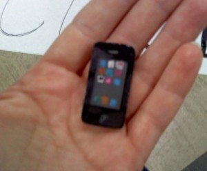 Small iPhone