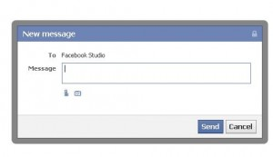 Message Facebook Page