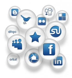 social meida for business